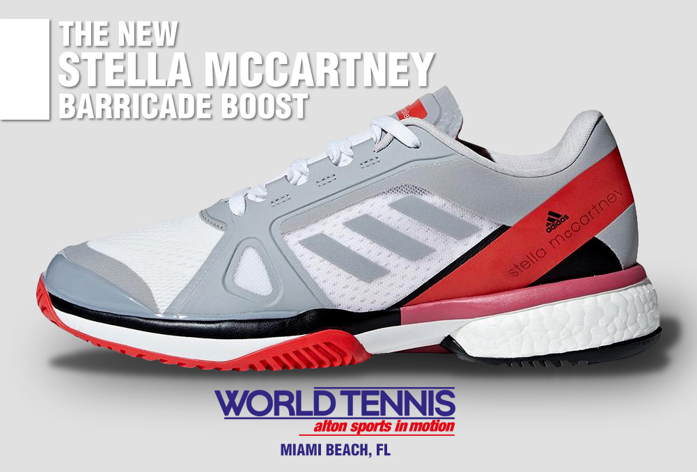 507fab47dd6f New Barricade Boost Stella MacCartney - World Tennis
