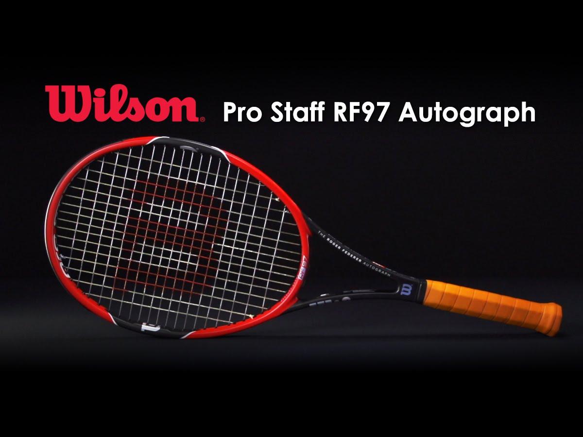 Wilson Pro Staff RF95 Authograph - Miami