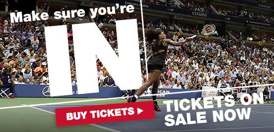 US Open 2016 Tennis