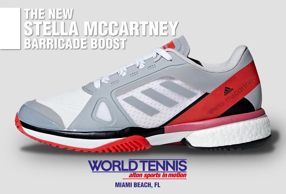Adidas Barricade Stella McCartney Archives - World Tennis