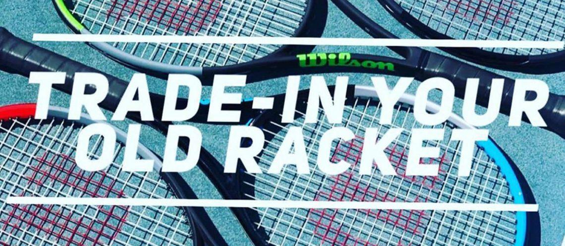 U$ 50 Credit on a new Wilson Racket